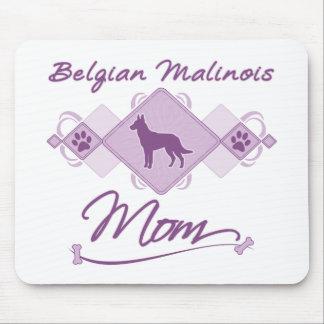 Belgian Malinois Mom Mouse Pad