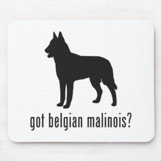 Belgian Malinois Mouse Pad