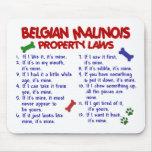 BELGIAN MALINOIS PL2 MOUSE PADS