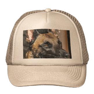 belgian malinois.png trucker hat