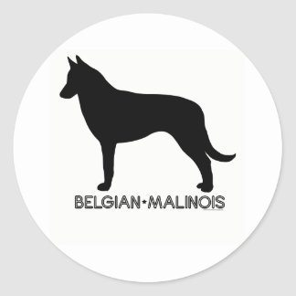 Belgian Malinois Sticker