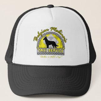 Belgian Malinois Taxi Service Trucker Hat