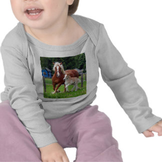 belgian Mare and Filly T-shirt
