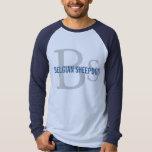 Belgian Sheepdog Breed Monogram T-Shirt