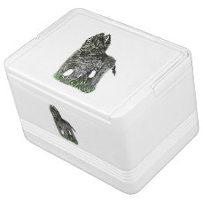 Belgian Sheepdog Drink Cooler