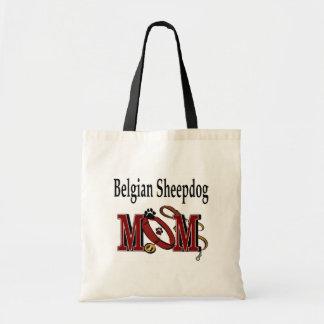 Belgian Sheepdog Groenendael Mom Gifts Tote Bag