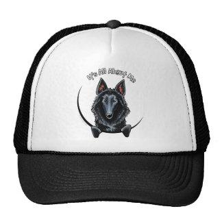 Belgian Sheepdog IAAM Trucker Hat