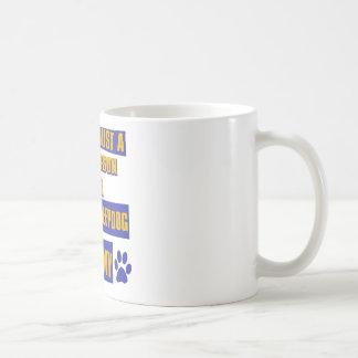 Belgian Sheepdog Mommy Classic White Coffee Mug