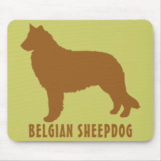 Belgian Sheepdog Mouse Pad