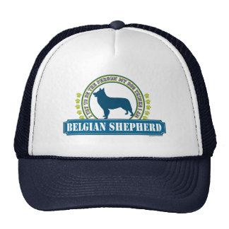 Belgian Shepherd Trucker Hat