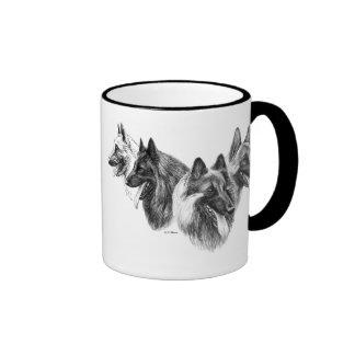 Belgian Shepherd Sheepdog Tervuren Malinois Mug