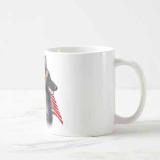 Belgian Tervuren Flag Coffee Mug