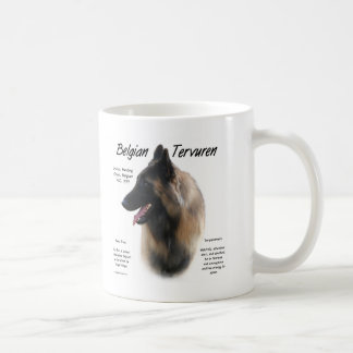 Belgian Tervuren Meet the Breed Coffee Mug