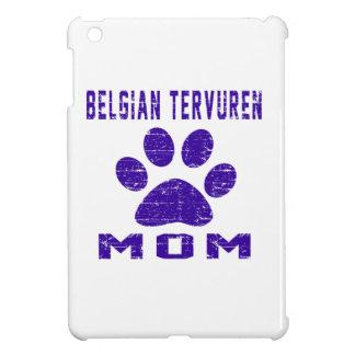 Belgian Tervuren Mom Gifts Designs Case For The iPad Mini