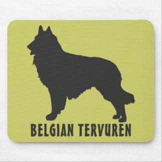 Belgian Tervuren Mouse Pad