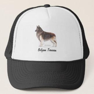 Belgian Tervuren Trucker Hat