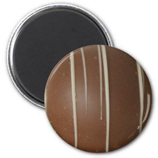 Belgian treats 2 inch round magnet