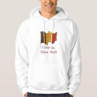 Belgian Waffle Sweatshirt