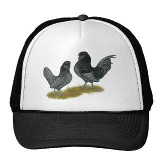 Belgian Watermaal Bantams Mesh Hat