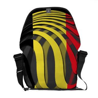 Bélgica #1 bolsas messenger