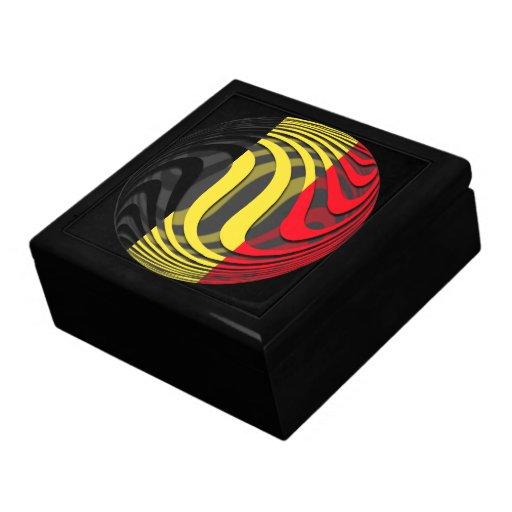 Bélgica #1 cajas de recuerdo