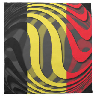 Bélgica #1 servilletas de papel