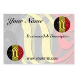 Bélgica #1 tarjetas de visita
