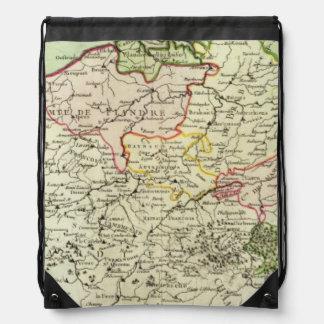 Bélgica 3 mochilas