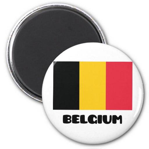 Bélgica/Belgique Iman Para Frigorífico