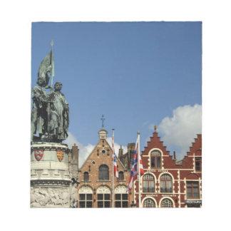 Bélgica, Brujas (aka Brug o Bruge). LA UNESCO Bloc De Notas