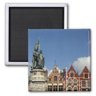 Bélgica, Brujas (aka Brug o Bruge). LA UNESCO Iman De Nevera