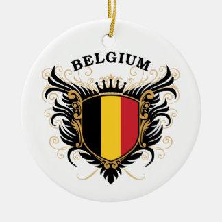 Bélgica Ornamente De Reyes