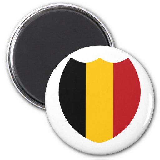 Bélgica Imán De Nevera
