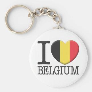 Bélgica Llavero