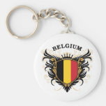 Bélgica Llaveros