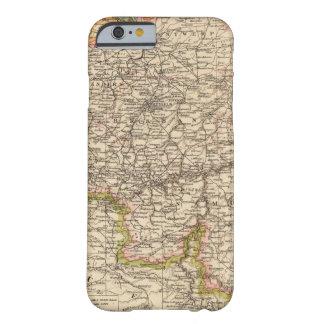 Bélgica, Luxemburgo Funda De iPhone 6 Barely There