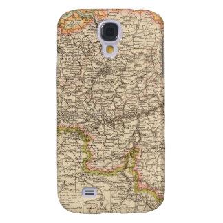 Bélgica, Luxemburgo Funda Para Galaxy S4
