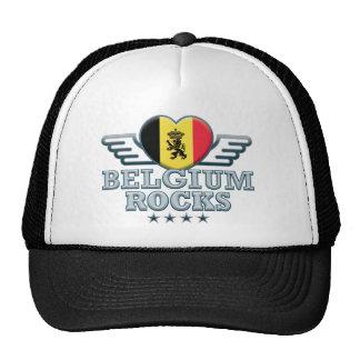 Bélgica oscila v2 gorras