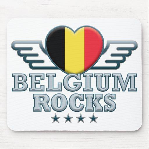 Bélgica oscila v2 tapete de raton