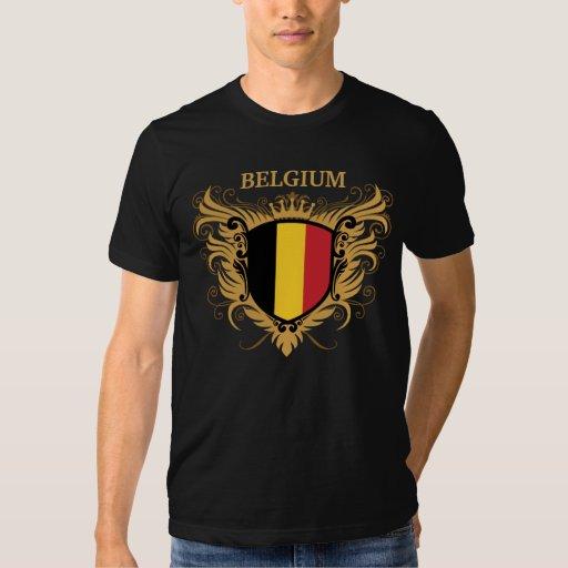 Bélgica [personalice] remera
