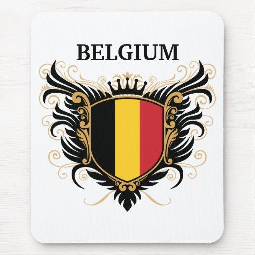 Bélgica [personalice] tapete de ratones
