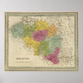 Bélgica Póster