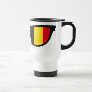 Bélgica sombrea las tazas de encargo