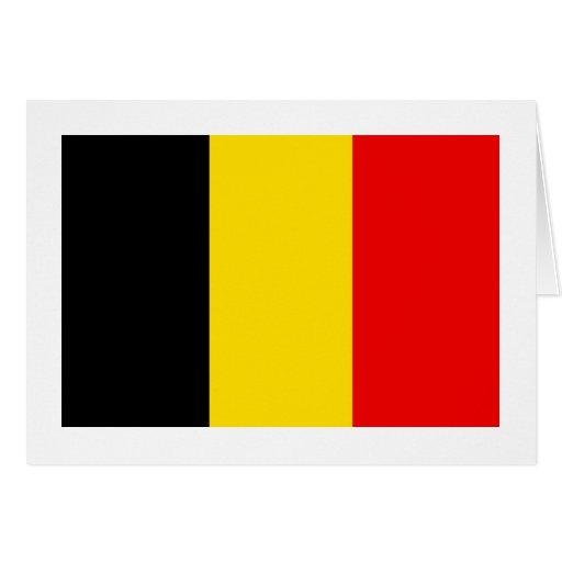 Bélgica Tarjetas