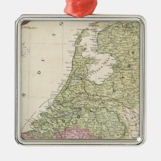 Bélgica y Países Bajos 2 Adorno De Navidad