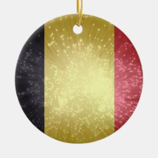 België; Bandera de Bélgica Ornamentos De Reyes