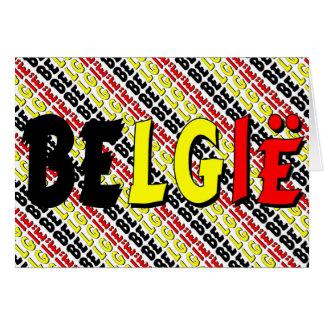 Belgie Card