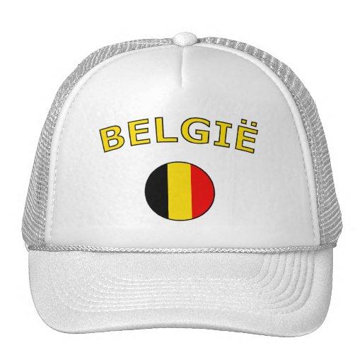 Belgie Hats