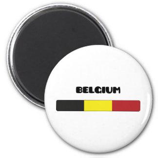 Belgique / Belgium Refrigerator Magnet