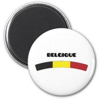 Belgique / Belgium Fridge Magnet